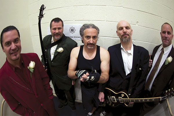 'Sol Invictus', The highly anticipated new album from Faith No More, hits shelves May 18, 2015