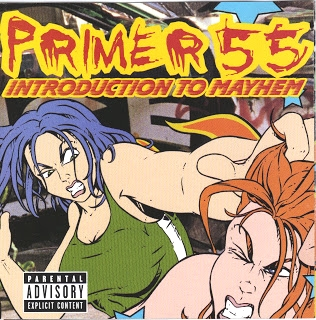 'Introduction To Mayhem' (Island Records, 2000)